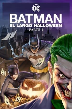 poster Batman: The Long Halloween, Part One