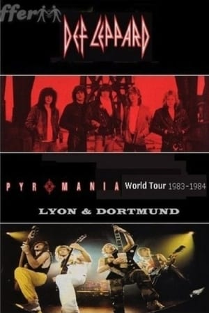 Def Leppard - Live In Dortmund, Germany (Restored)