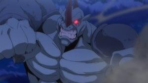 Отвергнутый священный зверь – 2 серия