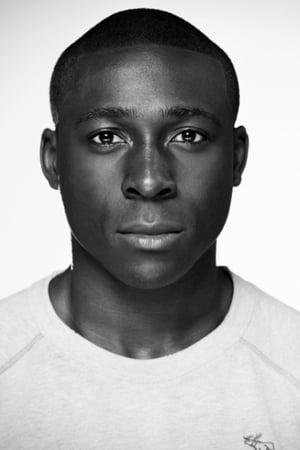 Eric Kofi Abrefa isDetective Kayden
