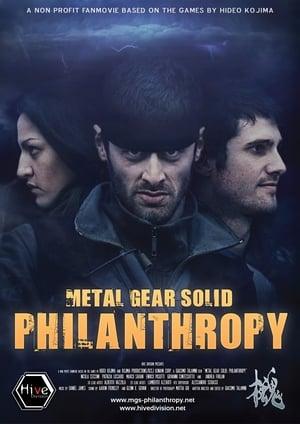 Poster Metal Gear Solid: Philanthropy