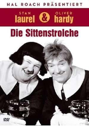 Filmcover Dick und Doof - Die Sittenstrolche