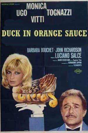 Duck in Orange Sauce