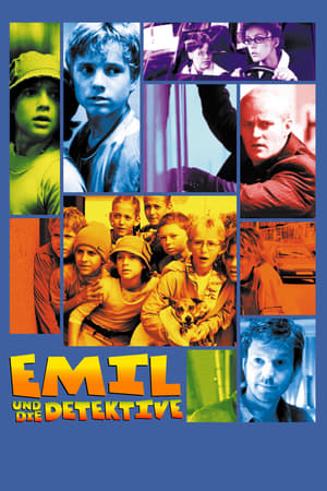 Poster Emil and the Detectives (2001)
