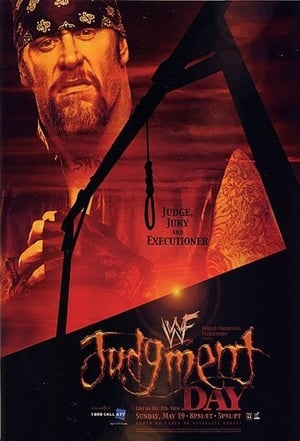 WWE Judgment Day 2002 poster