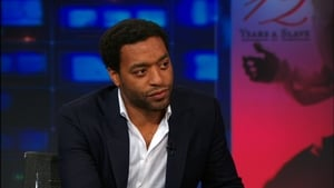 The Daily Show with Trevor Noah Season 19 :Episode 12  Chiwetel Ejiofor