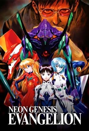 Neon Genesis Evangelion 1ª Temporada Torrent, Download, movie, filme, poster