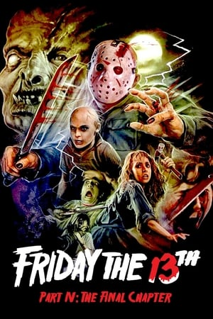 poster Friday the 13th: The Final Chapter