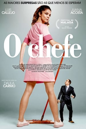O Chefe Torrent, Download, movie, filme, poster