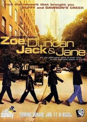 Zoe, Duncan, Jack and Jane
