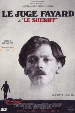 Judge Fayard Called the Sheriff (1977)