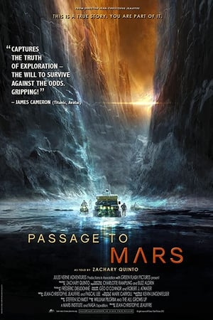 Passage to Mars-Zachary Quinto
