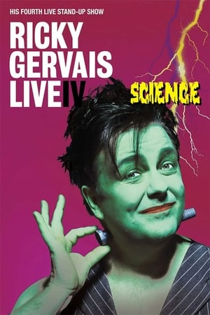 Watch Ricky Gervais Live 4: Science Online