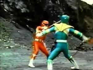 Power Rangers season 1 Episode 21