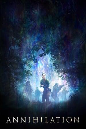 Annihilation film posters