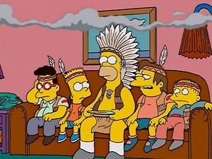 The Simpsons Season 14 : The Bart of War