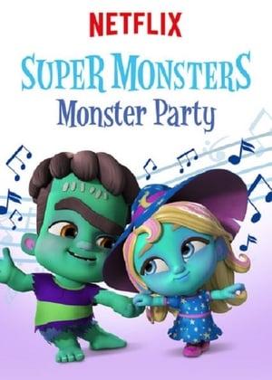 La monstrueuse fête des Super mini monstres