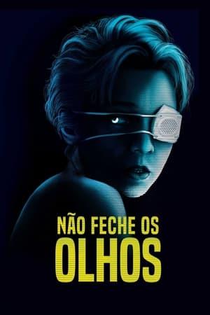 Não Feche os Olhos - Poster