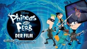Phineas und Ferb – Quer durch die 2. Dimension [2011]