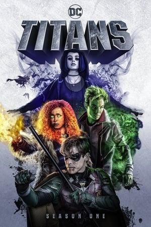Titans 1ª Temporada Torrent (2018) Dublado / Dual Áudio – Legendado HDTV | 720p | 1080p / WEB-DL 5.1 – Download