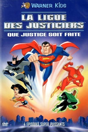 Image Justice League: Justice on Trial