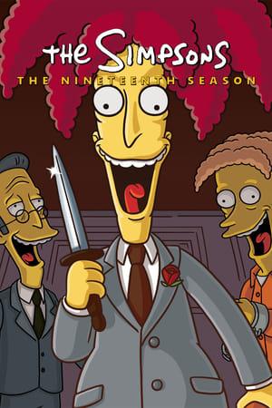 The Simpsons Season 19