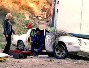 CSI: Crime Scene Investigation Season 2 :Episode 18  Chasing The Bus