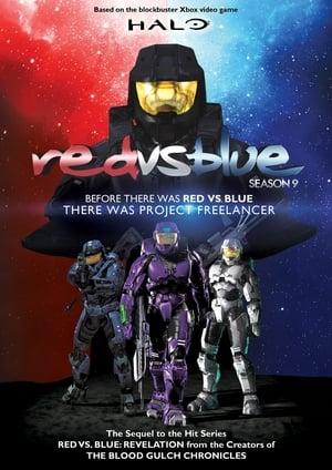 Capa do filme Red vs. Blue - Vol. 09