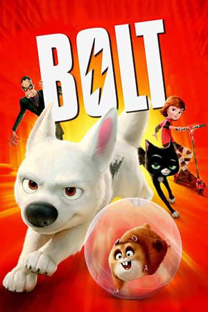 Capa do filme Bolt: Supercão