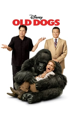 Old Dogs (2009) is one of the best movies like Mary Poppins (1964)
