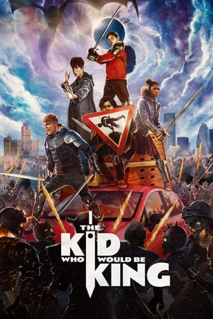 The Kid Who Would Be King film posters