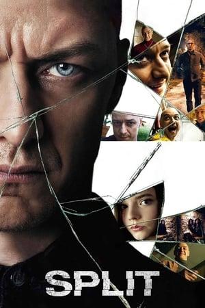 Poster Split (2017)