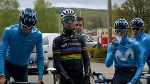 The Least Expected Day: Inside the Movistar Team