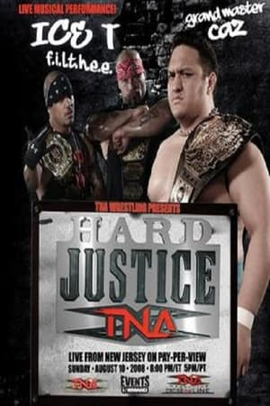 TNA Hard Justice 2008 (2008)