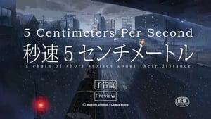poster 5 Centimeters per Second