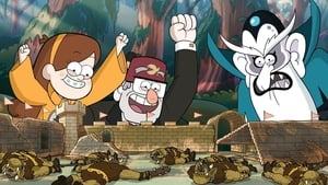 Gravity Falls: Season 2 Episode 13 – Dungeons, Dungeons, & More Dungeons