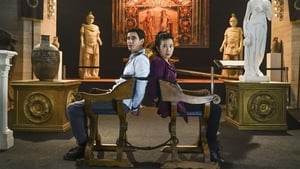 Episodio TV Online Scorpion HD Temporada 3 E5 Apuro en el museo