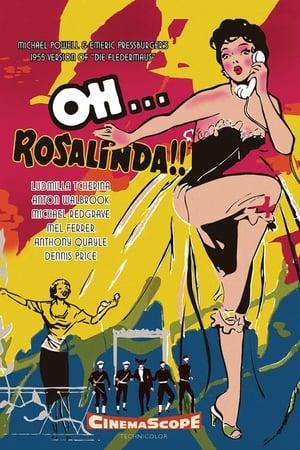 Oh… Rosalinda!!