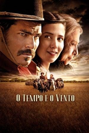 O Tempo e o Vento Torrent, Download, movie, filme, poster