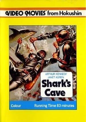 Capa do filme A Caverna dos Tubarões