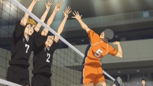Haikyu!! Season 4 :Episode 22  Pitons