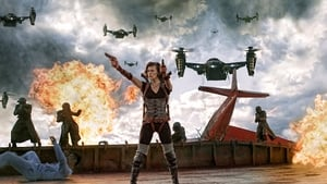 Resident Evil: Retribution (2012) BluRay 480p & 720p