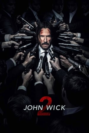 John Wick: Chapter 2 film posters