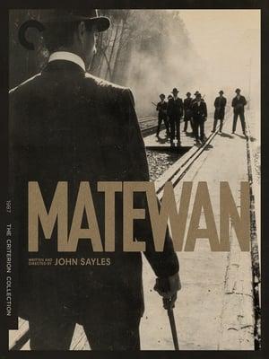 Poster Matewan (1987)