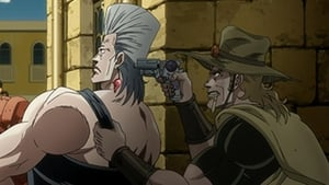 JoJo's Bizarre Adventure Season 2 :Episode 37  Hol Horse and Boingo, Part 2