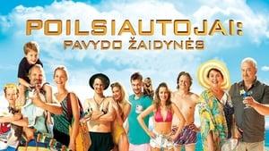 Lithuanian movie from 2017: Poilsiautojai: pavydo žaidynės