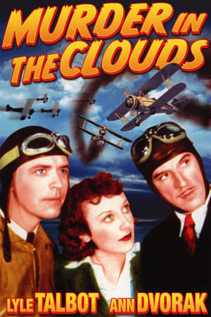 Poster Murder in the Clouds (1934)