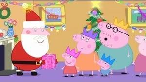 La visita de Papá Noel
