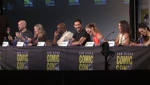 2016 Comic-Con Panel