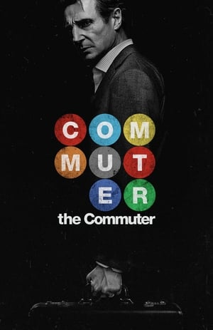 Filmposter The Commuter
